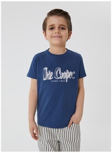 Lee Cooper Lee Cooper T-Shirt İndigo